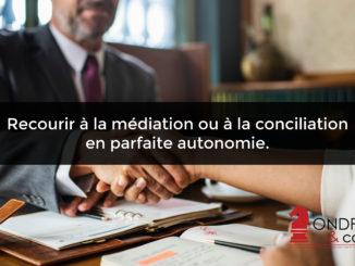Médiation, conciliation, autonomie