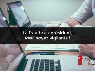 Fraude, président, PME, vigilant