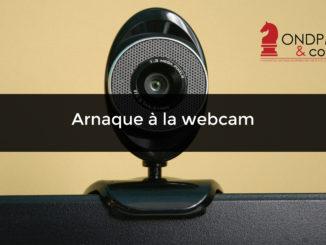 Webcam, arnaque